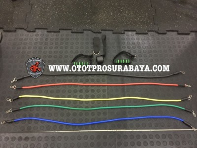 Resistance Bands - 5 Set