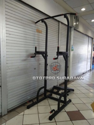 Pull Up Station + Bench ID-136